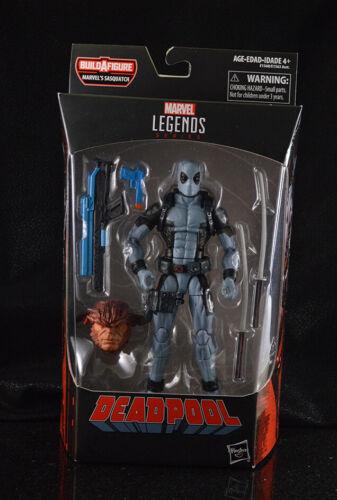 Marvel legends X-force Deadpool