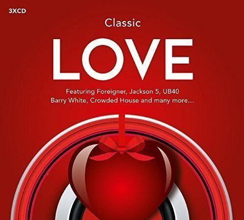 CLASSIC LOVE 58-trk 3-CD digipak NEW/SEALED Elton John
