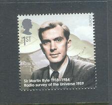 SIR MARTIN RYLE-Radio Survey-Scienziato-GRAN BRETAGNA Gomma integra, non linguellato-2009