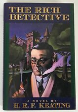 The Rich Detective Keating 1St Edition Signed 1993