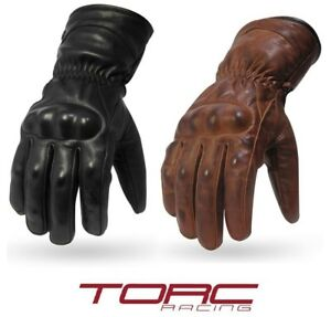 Torc Fullerton Gloves Leather XS-3XL
