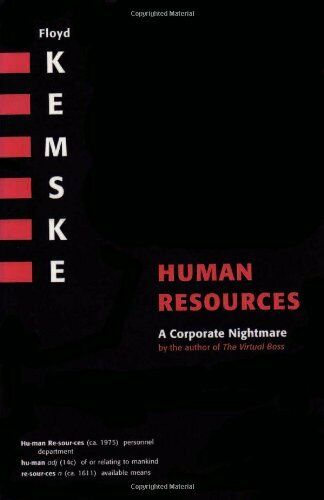 Human Resources  A Corporate Nightmare
