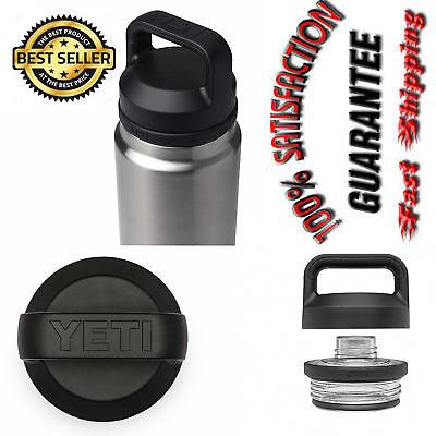 Details about New Rambler Bottle Chug Cap, Fits 18/26/36/64 oz Bottles  Dishwasher Safe Genuine