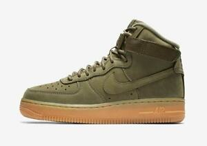 Details about NIKE AIR FORCE 1 HI WB OLIVE GREEN GUM 922066 202 EU 39, 40 UK 6
