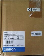 *NEW* OMRON SYSDRIVE GENERAL PURPOSE INVERTER  3G3RV-A2300-AV1  60 Day Warranty!