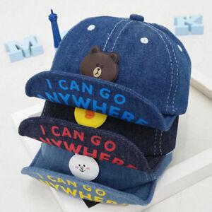 dbe3243f2c6 New Baby Hat Cowboy Boy Girl Summer Fashion Sun Baseball Cap ...