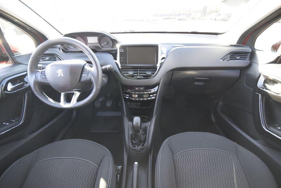 Peugeot 208 1,6 BlueHDi 100 Envy Diesel modelår 2018 km