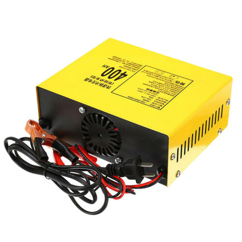 Automatic Intelligent Pulse Repair Type12V//24V 400AHCar Battery Charger AJ-618BI