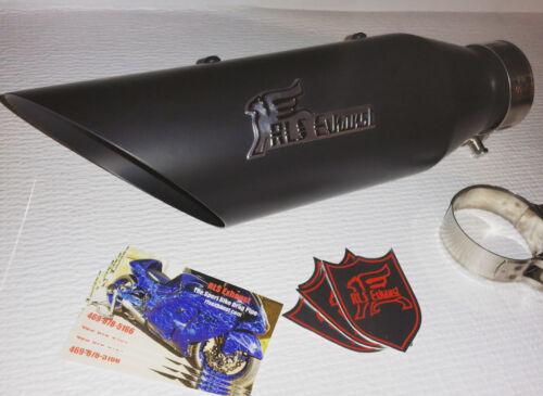 2015-2020 Yamaha YZF-R1 Exhaust RLS Exhaust  Punisher Series Ceramic coated