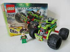 LEGO RACERS 9095 - NITRO PREDATOR - COMPLET