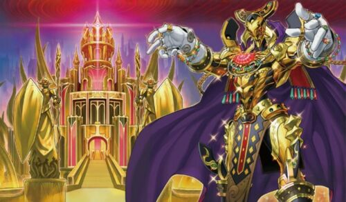 Yu-Gi-Oh TCG Playmat Eldlich the Golden Lord Custom Trading Card Game Mouse Mat