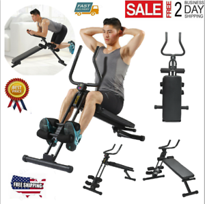 foldable adjustable sit up ab abdominal bench press weight