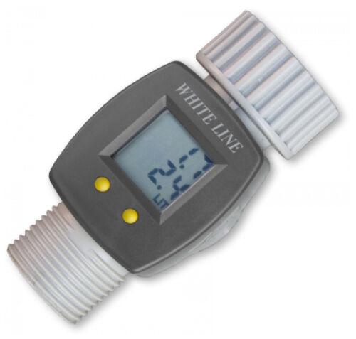 Digital Elektronisch Wasser Smart Luftmassenmesser für Gartenschlauch