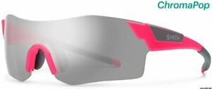 cf35c4c6ca7dd SMITH PIVLOCK ARENA WRAP SUNGLASSES SET PINK BLK PLATINUM MIRROR 67T ...