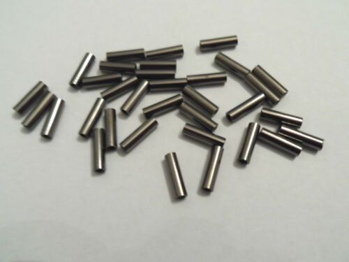 2.2mm bore various sizes from 0.8mm 8mm single fishing crimps for rig making