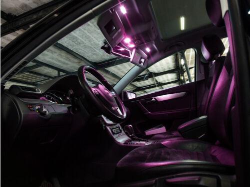 MaXtron® SMD LED Innenraumbeleuchtung BMW X5 E70 Innenraumset