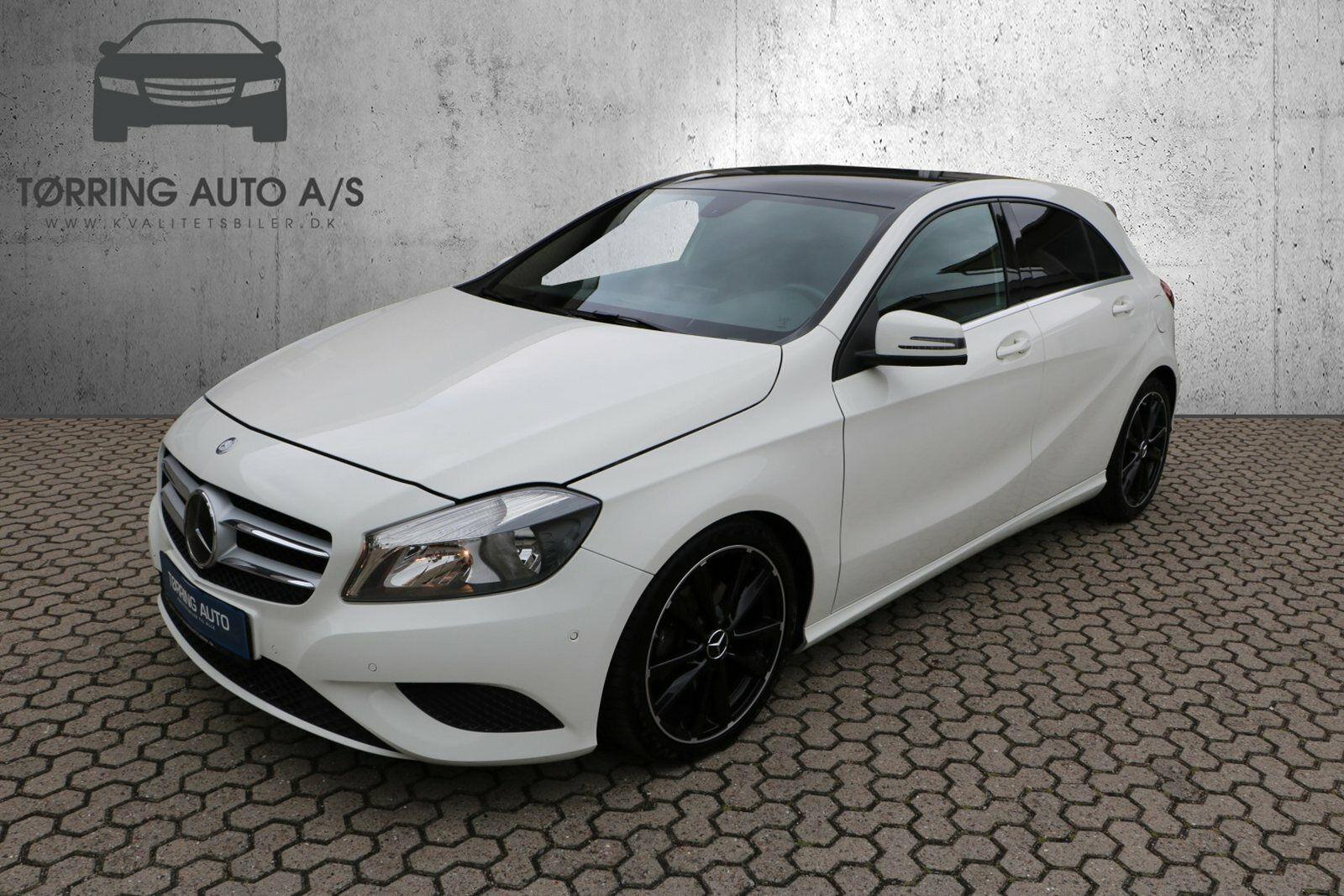 Mercedes A200 2,2 CDi aut. 5d