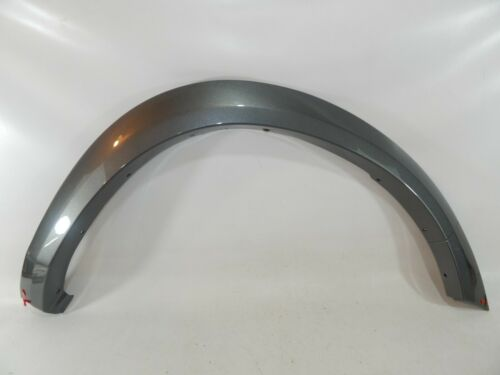 New OEM 12-18 Ram 1500 Wheel Opening Molding Fender Flare Front RH Mineral Grey