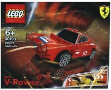 NEW LEGO FERRARI 250 GT BERLINETTA Polybag Set 30193 sealed red race car toy bag