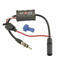 TECStone Fahrzeuge Auto Radio FM Antennen-Signal-Verstärker Booster Auto-Antenne