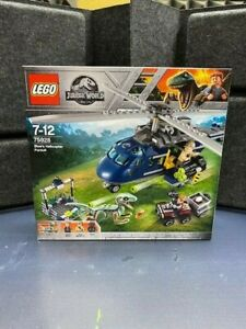 Lego 75928 Jurassic World Blue/'s helicóptero Pursuit ~ ~ sin abrir nuevo y