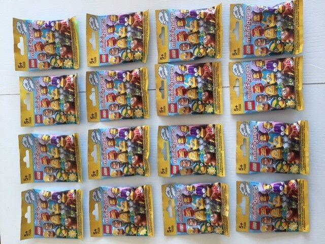 Lego Minifigures, SIMPSONS 2, COMPLETE SET, Sealed  Unopened, FREE UK Postage