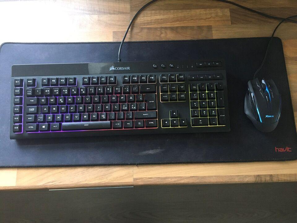 Tastatur, Corsair , K55