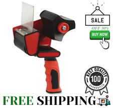 Heavy Duty Packing Tape Gun Dispenser Packaging Cutter Machine 3 Inch Wide Tool