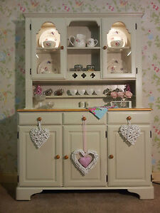 Outstanding Details About Ducal Pine Farmhouse Kitchen Welsh Dresser Shabby Chic In Fb Free Delivery Download Free Architecture Designs Salvmadebymaigaardcom