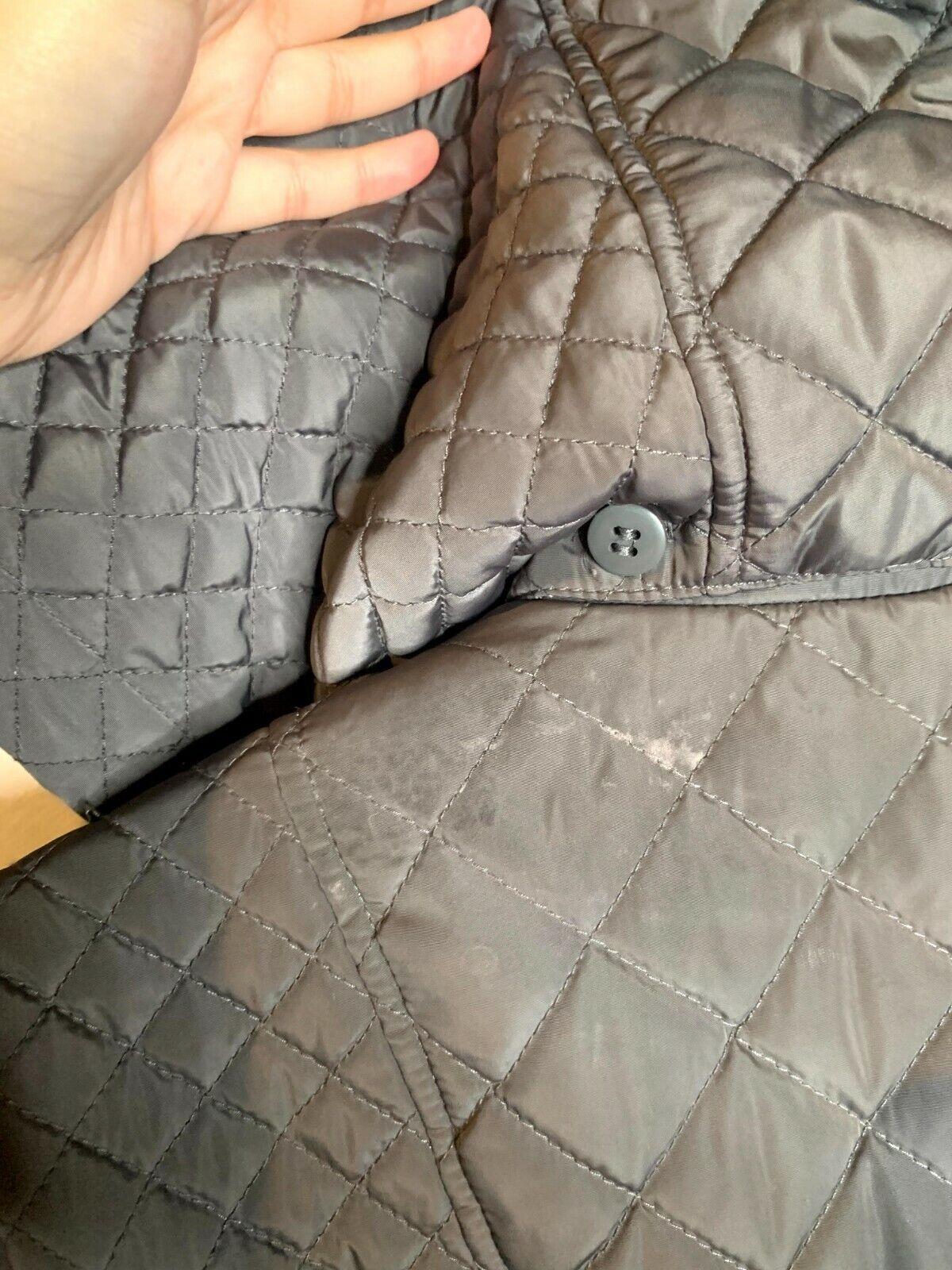 Calvin Klein grey quilted jacket - image 6