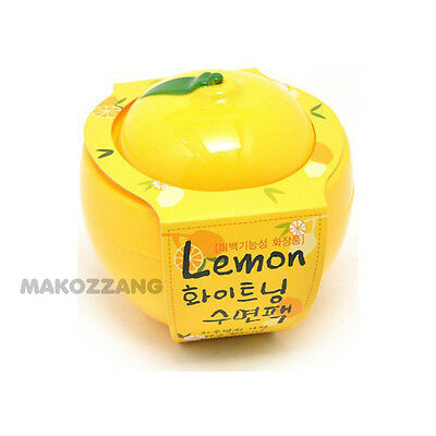 baviphat Lemon Whitening Sleeping Pack 100g Korean Cosmetic Night Cream Origins