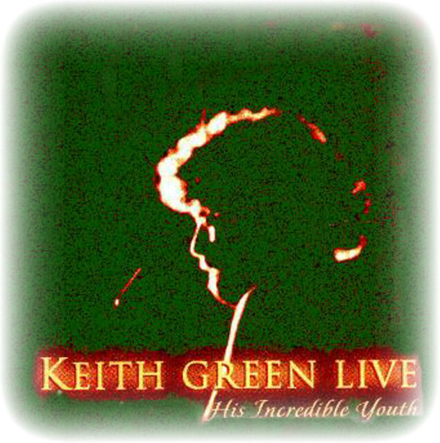 KEITH GREEN LIVE - Stay On The Path, CD