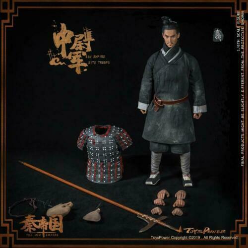 1 6 Toyspower CT012B  Elite Troops of Qin Empire Terra-cotta Warriors Figure Toy