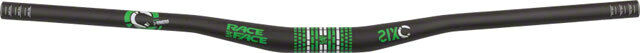 Nuevo SixC Riser Cochebono Manillar Race Face  31.8 x aumento 785 mm 3 4 verde