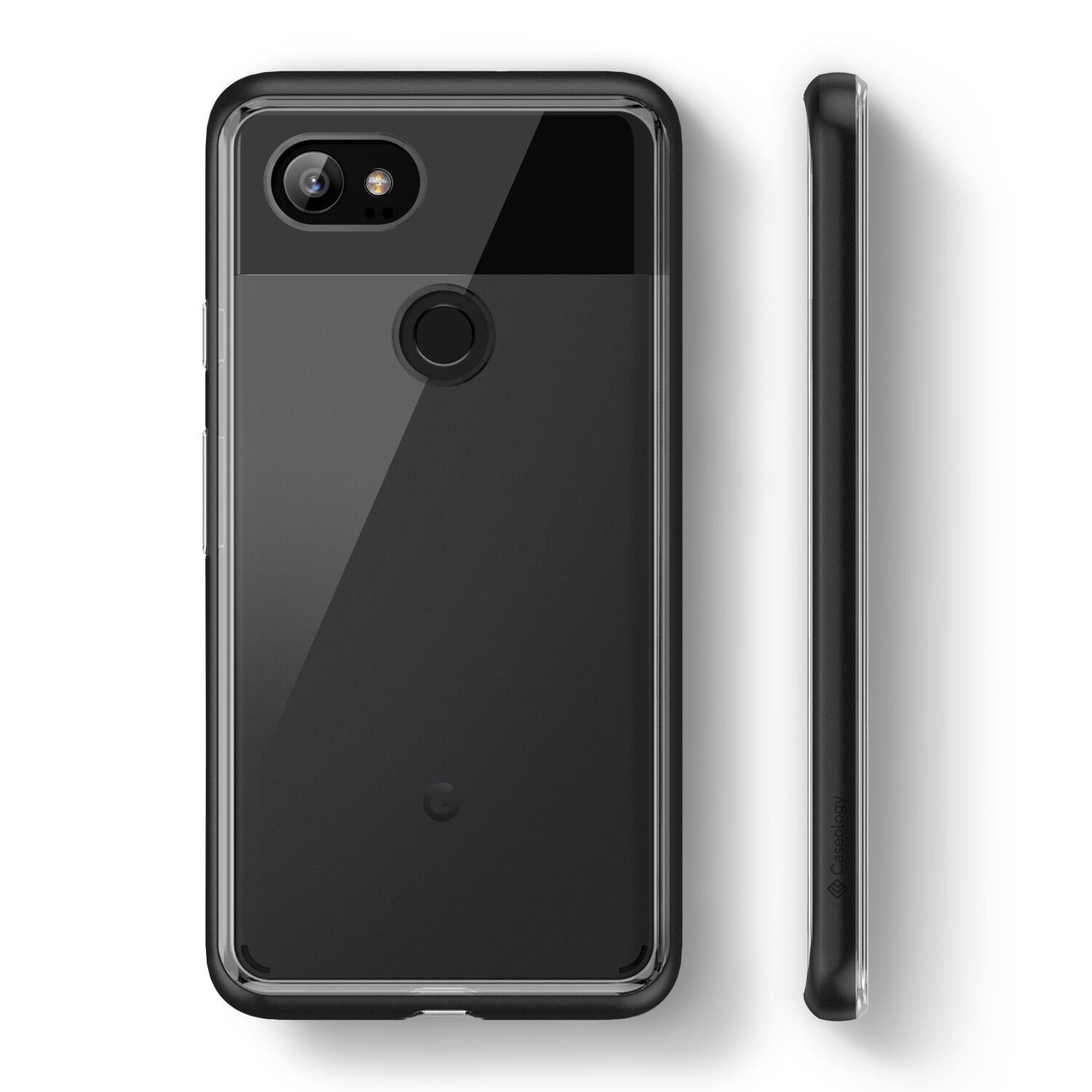 promo code cd82f 46245 For Google Pixel 2 XL Case Caseology® [SKYFALL] Protective Slim Clear Cover