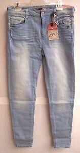 Lemmi Boys Jeans Regular Fit Blue Denim Tg 152 158 164 Big UVP 39,95 €