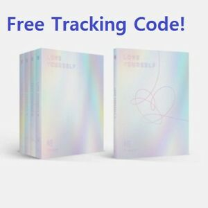 BTS-Love-yourself-Answer-4th-Album-4-Ver-SET-CD-Poster-etc-PreItem-Gift-Tracking