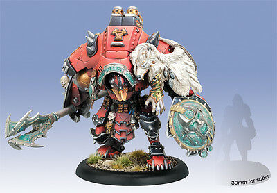 Warmachine Khador Ruin Character Heavy Warjack PIP33108 Used - Out of Box