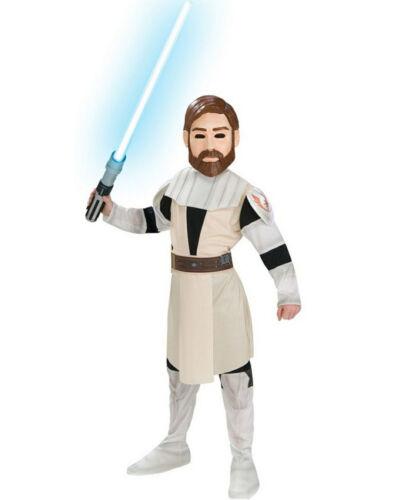 CK369 Child Obi Wan Kenobi Star Wars Boys Child Halloween Fancy Dress Up Costume