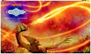 MTG Artists Of Magic Playmat AGAINST THE ODDS With Artwork by Dan Scott