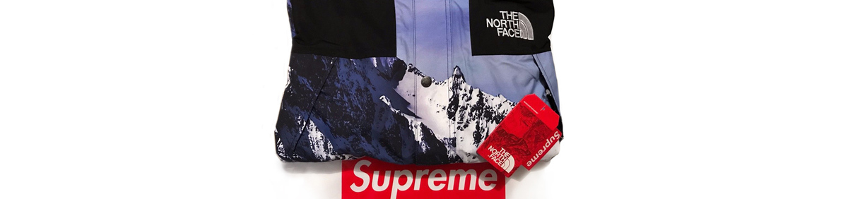 Shop Event Supreme x The North Face Shop the season's hottest collaboration!