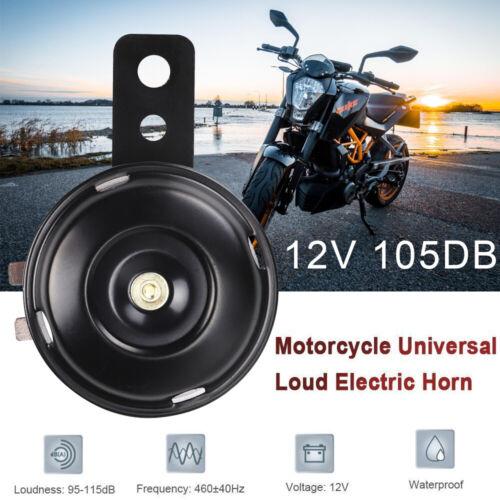 Universal 12V150DB Super laut Motorrad Motorcycle Hupe Horn Signalhorn Trompete