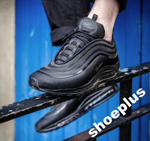 nike air max 97 triple black