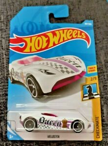 Mattel-Hot-Wheels-Jaque-Mate-Velocita-Nuevo-Sellado