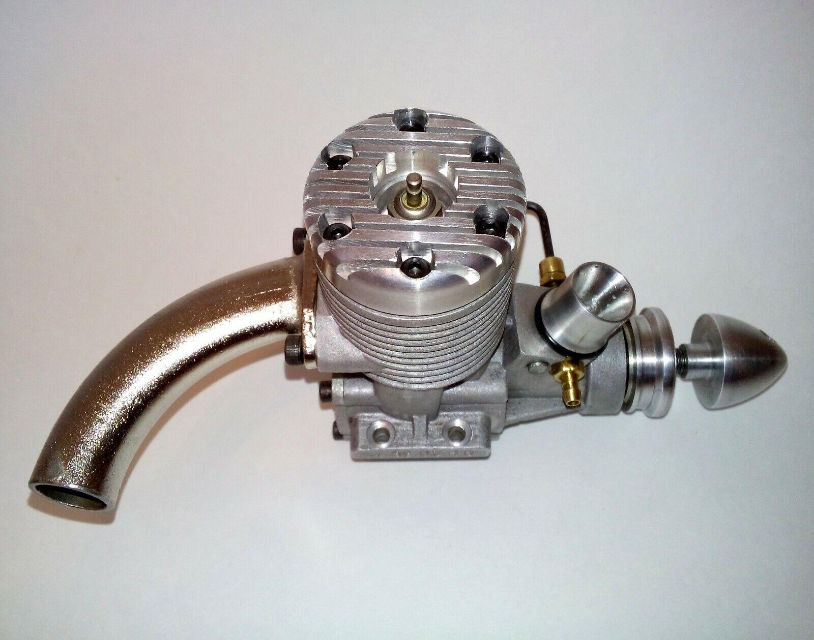 modello Airplane 2-Stroke Glow   Nitro  Engine ABC  4.07cc .25cu.in  sconto di vendita