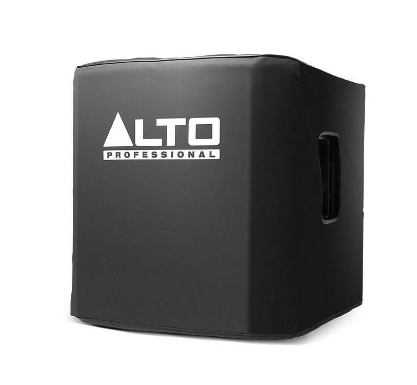 Alto TS215S Cover Schutzhülle gepolstert für Alto Subwoofer TS215S Nylon Schwarz