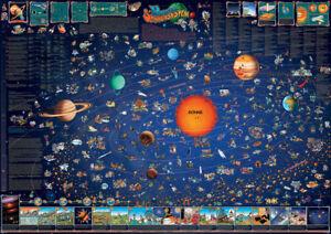 Kinderzimmer-Weltraum-Karte-Poster-Planeten-Sonnensystem-97x137-querformat