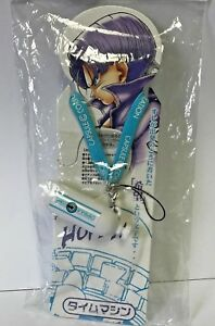 Dragon-Ball-Trunks-Capsule-Corporation-neck-strap-Banpresto-Ichiban-Kuji-rare