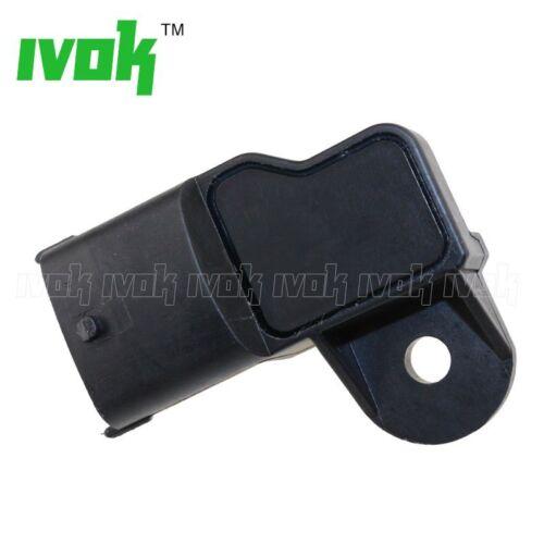 Intake Air Temperature Boost Pressure Sensor For Mack Volvo Truck D11 21097978