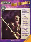 Jimi Hendrix: Blues Play-Along: Volume 18 by Hal Leonard Corporation (Mixed media product, 2013)